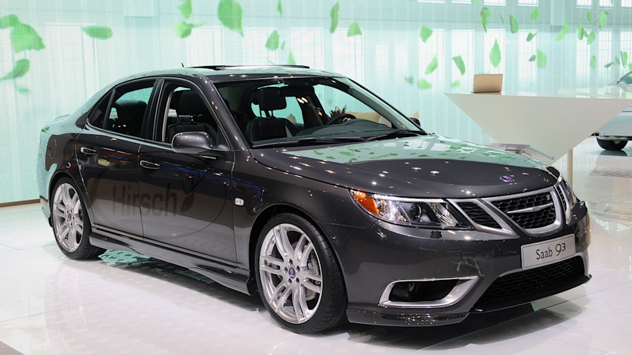 2011 Hirsch Performance Saab 9-3