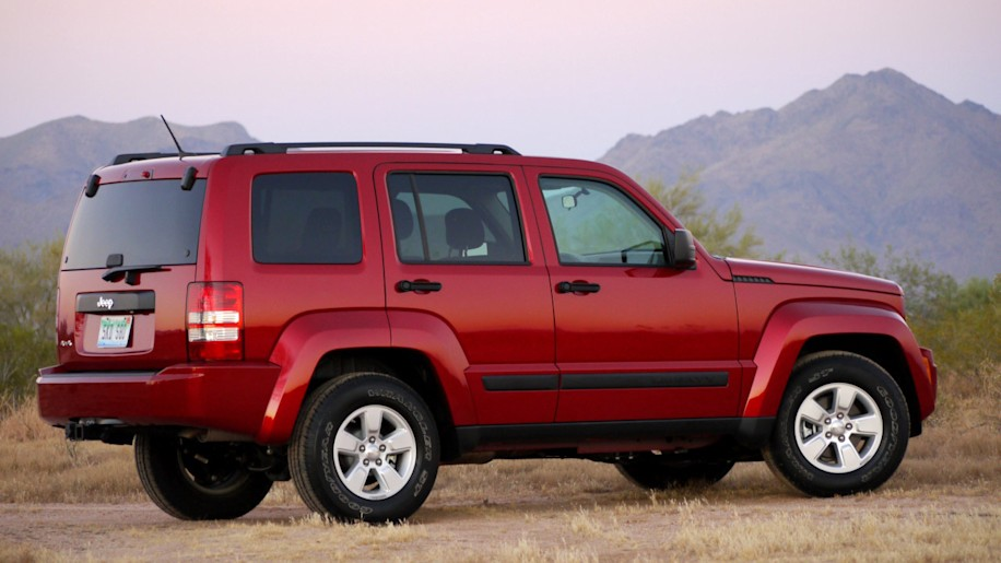 2010 Jeep Liberty Sport Review Photo Gallery Autoblog