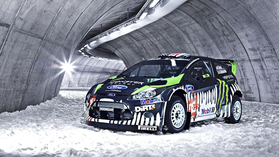 Monster Energy Ford Fiesta Rs Wrc Photo Gallery Autoblog