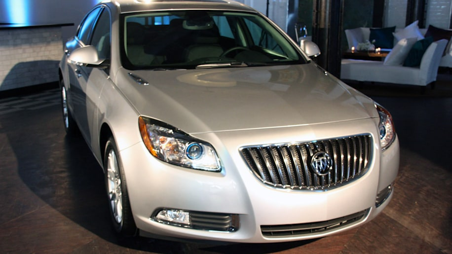 2012 Buick Regal Eassist Chicago 2011 Photo Gallery
