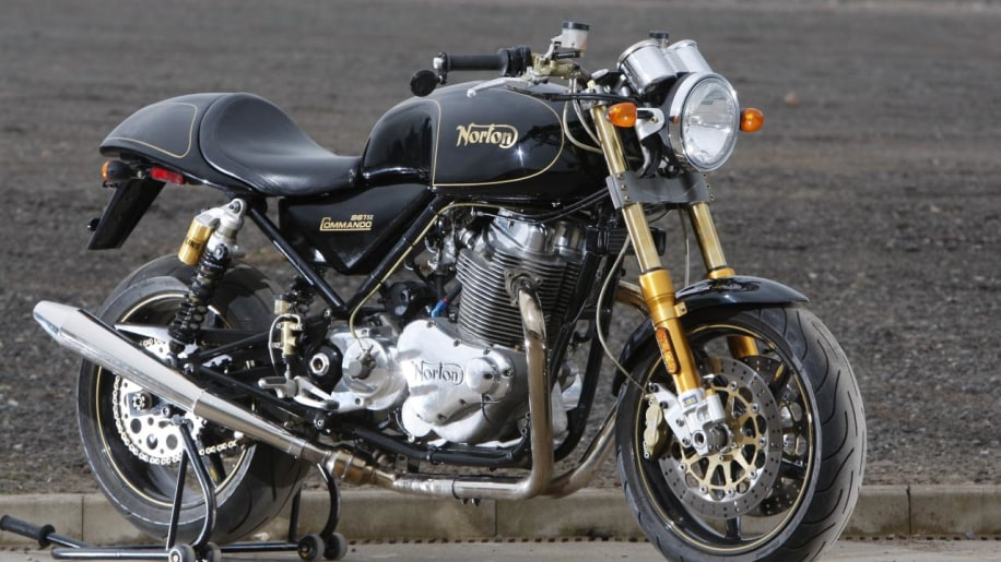 2011 Norton 961 Commando