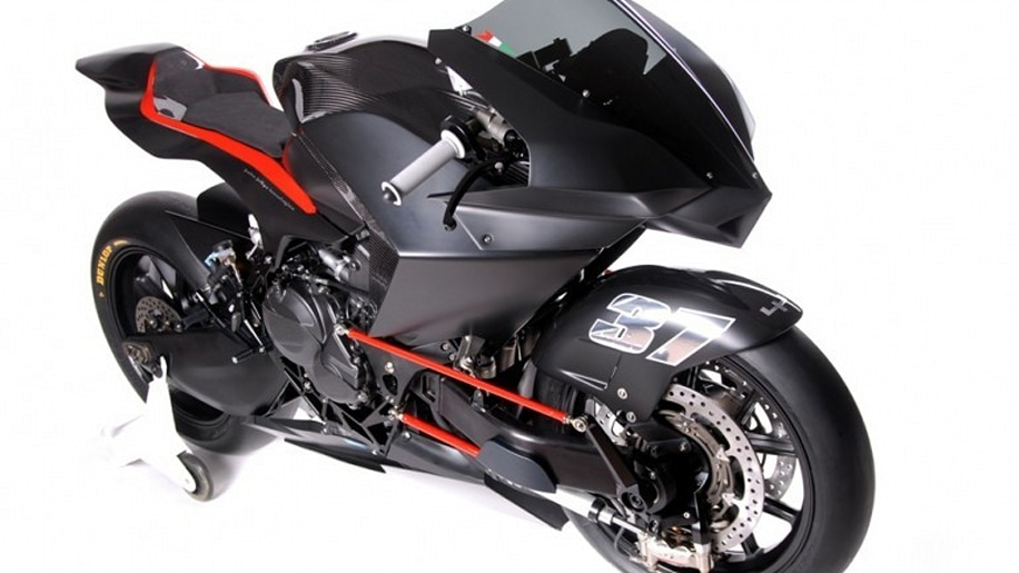 Vyrus 986 M2 brings major technology leap to Moto 2