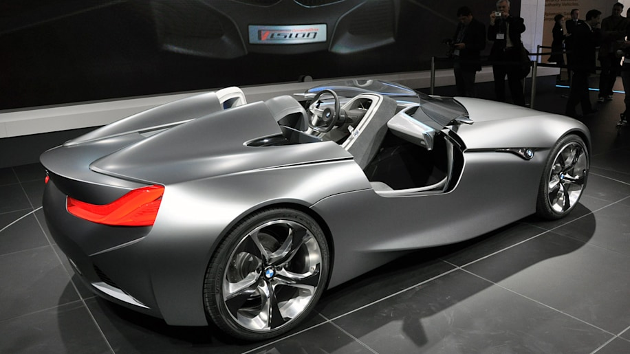 Geneva 2011: BMW Vision ConnectedDrive Concept focuses on ...
