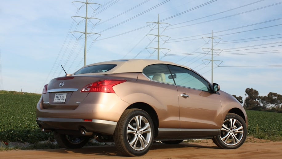Nissan murano crosscabriolet being phased out no replacement slide 249689 publicscrutiny Images