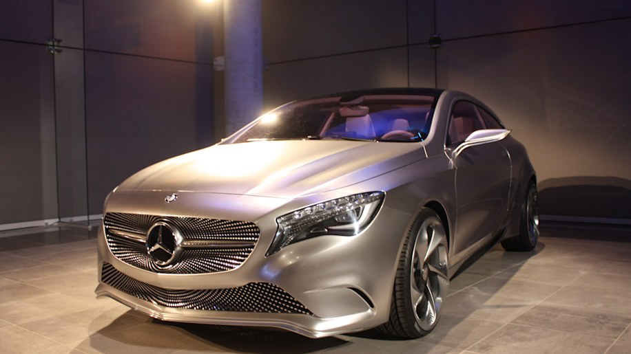 report mercedes benz a class confirmed for u s autoblog