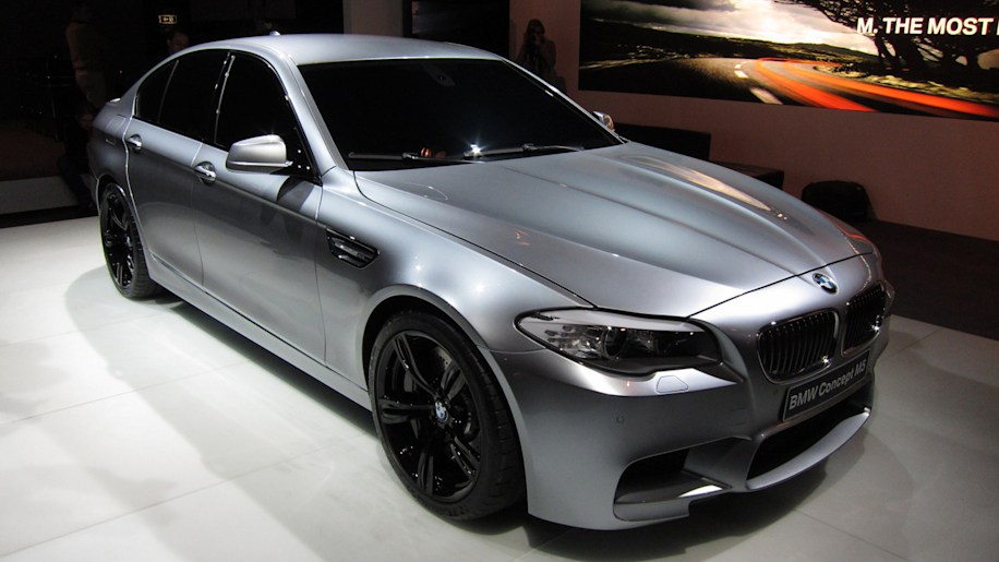 Officially Official: BMW M5 Concept bound for Shanghai [w/video ...