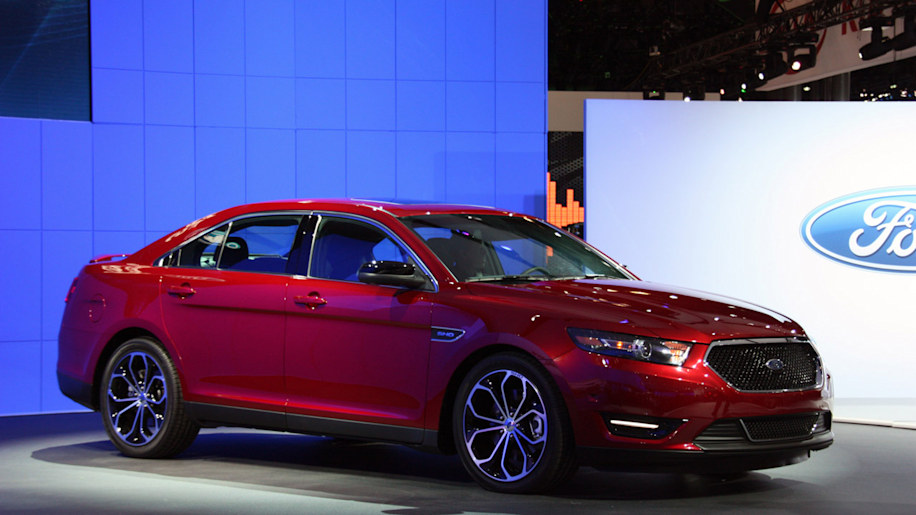 2013 Ford Taurus SHO debuts at the 2011 New York Auto Show