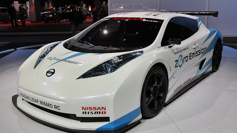 New York Nissan S Leaf Nismo Rc Ready To Jolt Motorsports