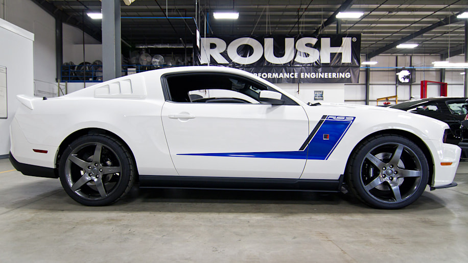 roush announces 2012 stage 3 mustang with 540 horsepower autoblog. Black Bedroom Furniture Sets. Home Design Ideas