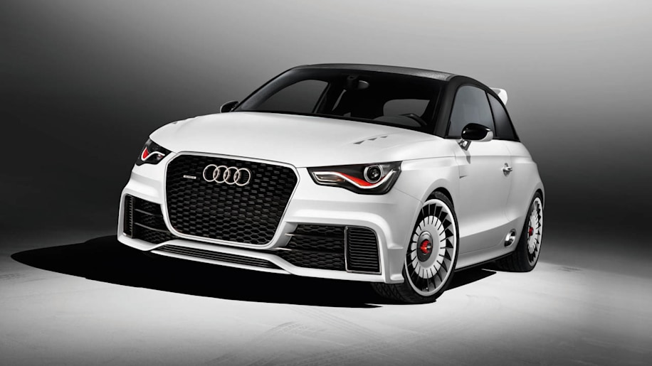 audi a1 clubsport quattro concept photo gallery autoblog. Black Bedroom Furniture Sets. Home Design Ideas