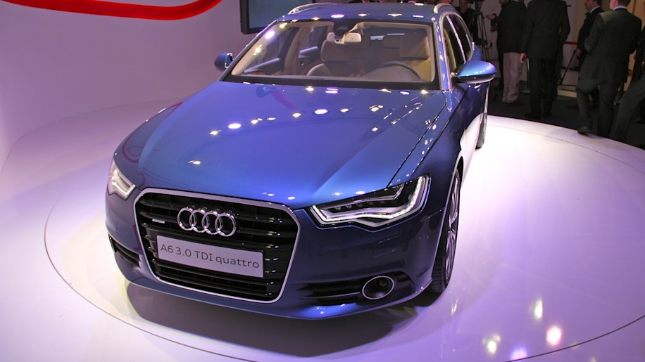 2012 audi a6 avant another wagon americans just dont get anymore slide 239729 sciox Choice Image