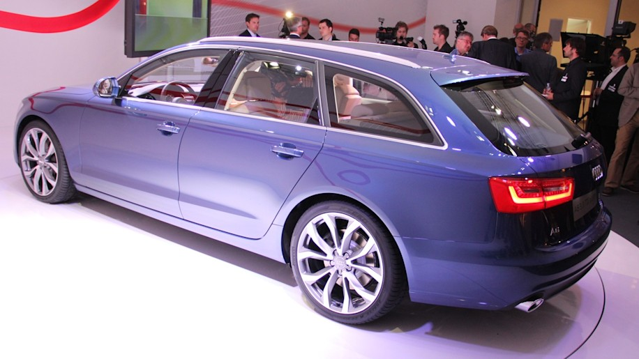 2012 audi a6 avant another wagon americans just dont get anymore slide 239728 sciox Choice Image