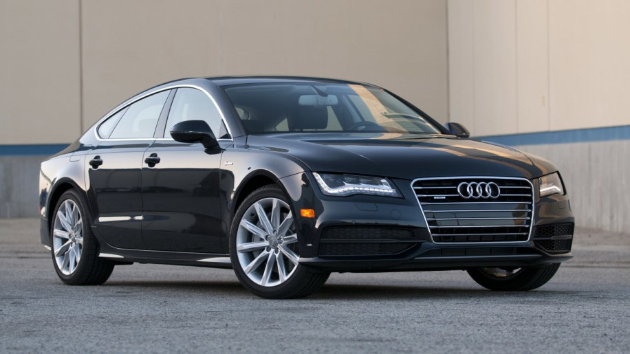 Automobile Names Audi A Its Car Of The Year Autoblog - Audi automobile