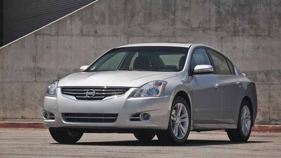 Nissan Recalling New Altima Sedans Over Suspension Bolt