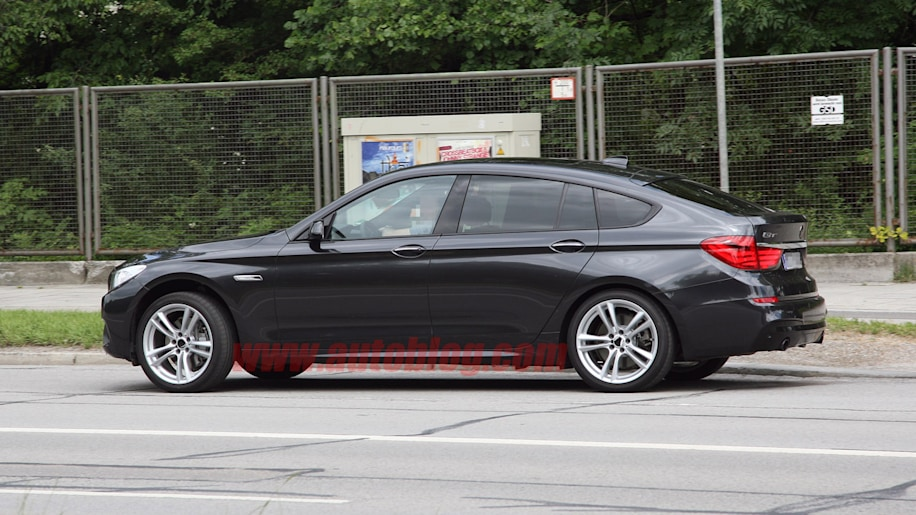 BMW to dress up 5 Series Gran Turismo with M Sport package  Autoblog
