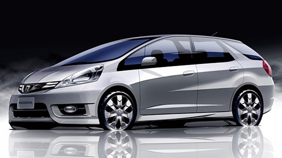 Honda Fit Shuttle goes on sale in Japan in gas and hybrid ...