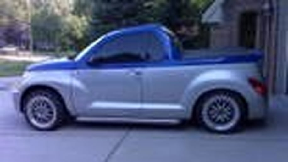 chrysler pt cruiser worst car with Ebay Find Of The Day Chrysler Pt Cruiser Rt 10 Pickup on 5 door hatchback as well Images nysportscars   pictures 57604609 as well Los Coches Mas Feos furthermore Forney Family Photographer additionally 2003 Chrysler Pt Cruiser.