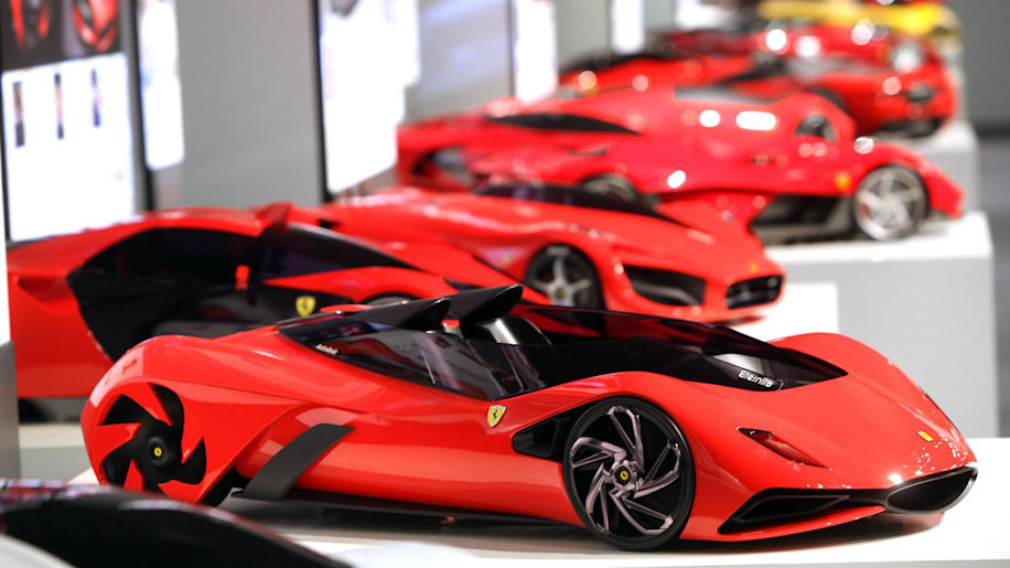 Ferrari Crowns Winners In World Design Contest Autoblog