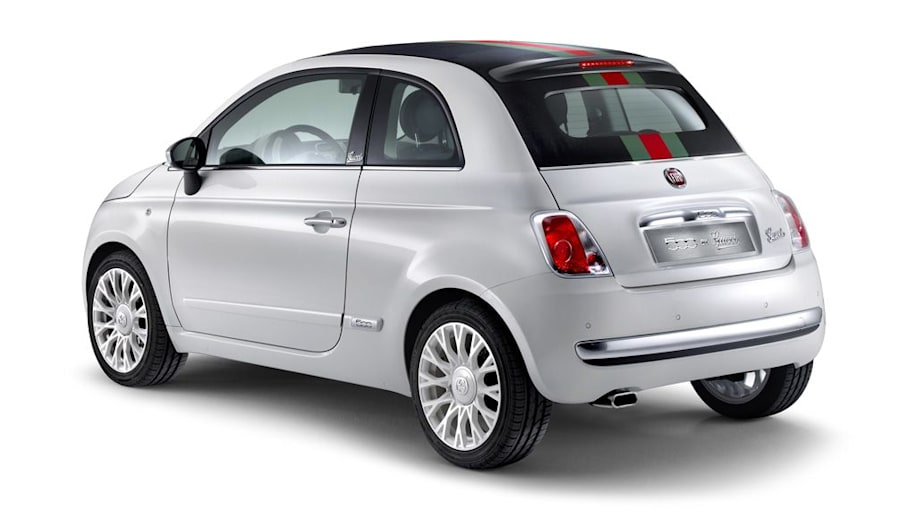 fiat 500c by gucci photo gallery autoblog. Black Bedroom Furniture Sets. Home Design Ideas