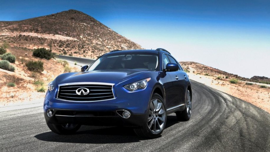 2012 Infiniti FX35 Limited Edition