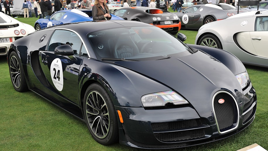 only 15 bugatti veyrons left to be sold autoblog. Black Bedroom Furniture Sets. Home Design Ideas