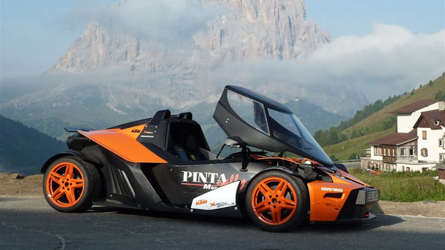 ktm x bow monte carlo by montenergy photo gallery autoblog. Black Bedroom Furniture Sets. Home Design Ideas