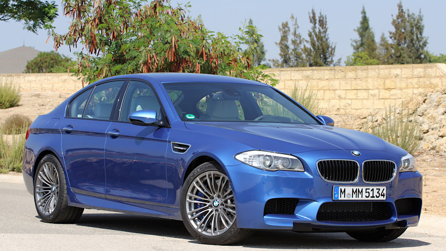 2013 BMW M5 may have more horsepower than reported  Autoblog