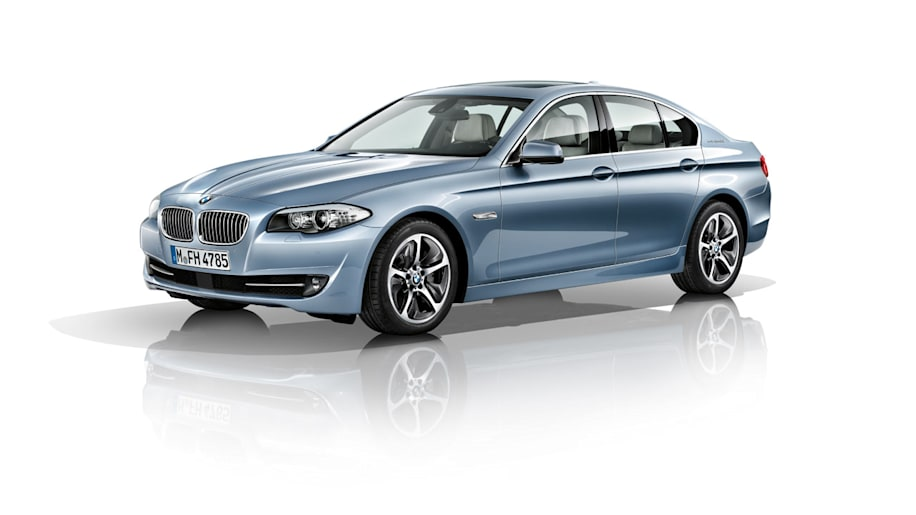 BMW reveals 335horsepower ActiveHybrid 5 Series  Autoblog