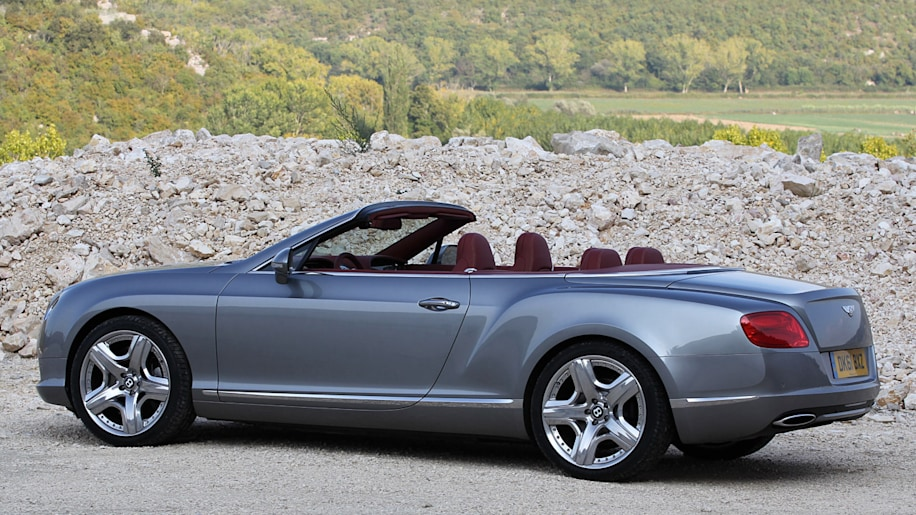 2012 Bentley Continental GTC First Drive [w/video] - Autoblog