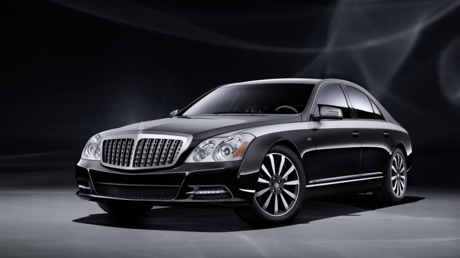 Maybach officially discontinues all models for 2013 - Autoblog