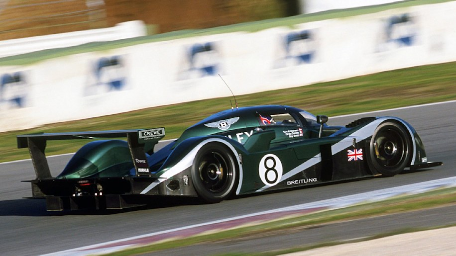 Bentley Considering New Lmp1 Race Car Autoblog