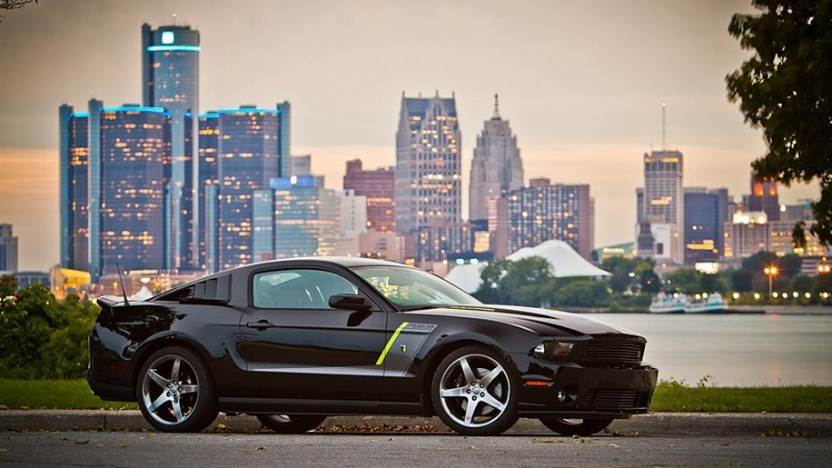2012 Roush Stage 3 Mustang Hyper-Series