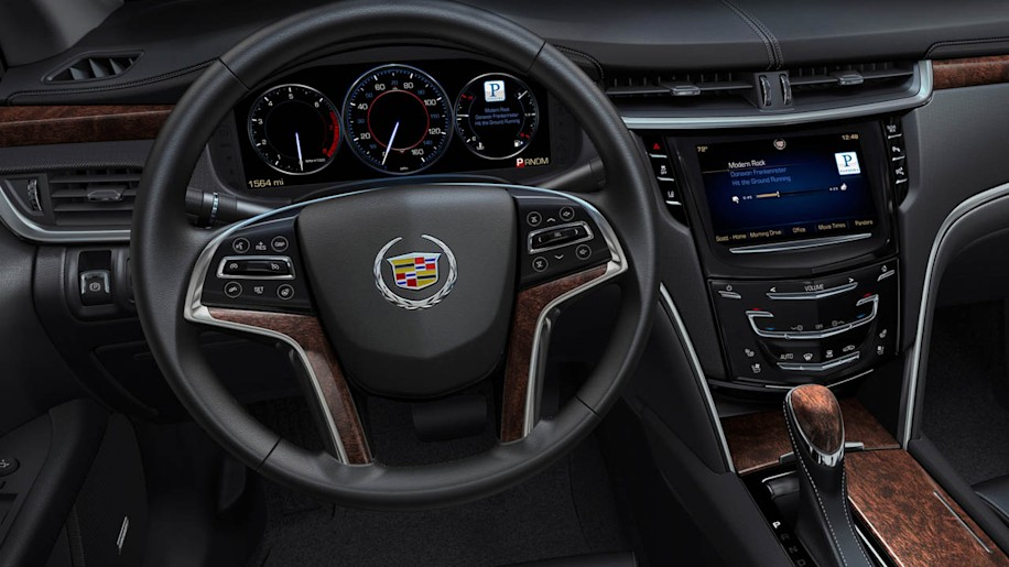 Cadillac Rushing Update For Laggy Cue Infotainment System Autoblog