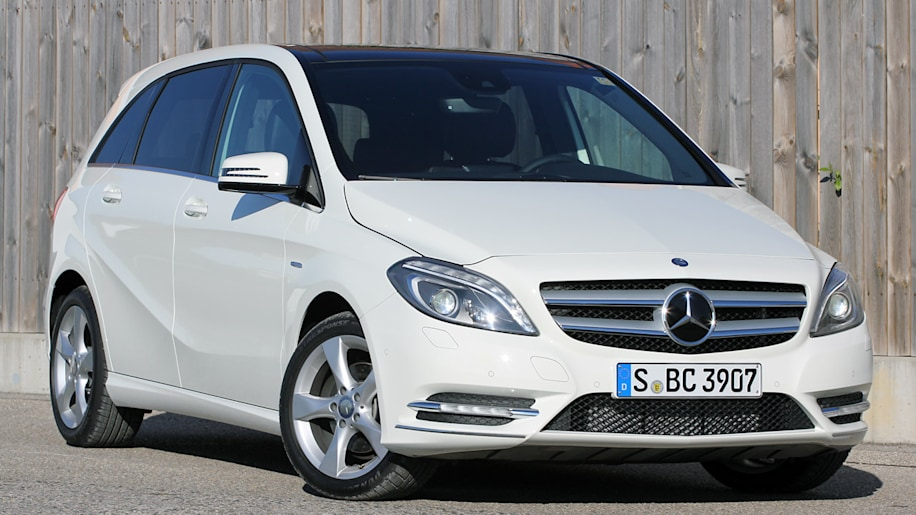 2012 mercedes benz b class first drive photo gallery. Black Bedroom Furniture Sets. Home Design Ideas