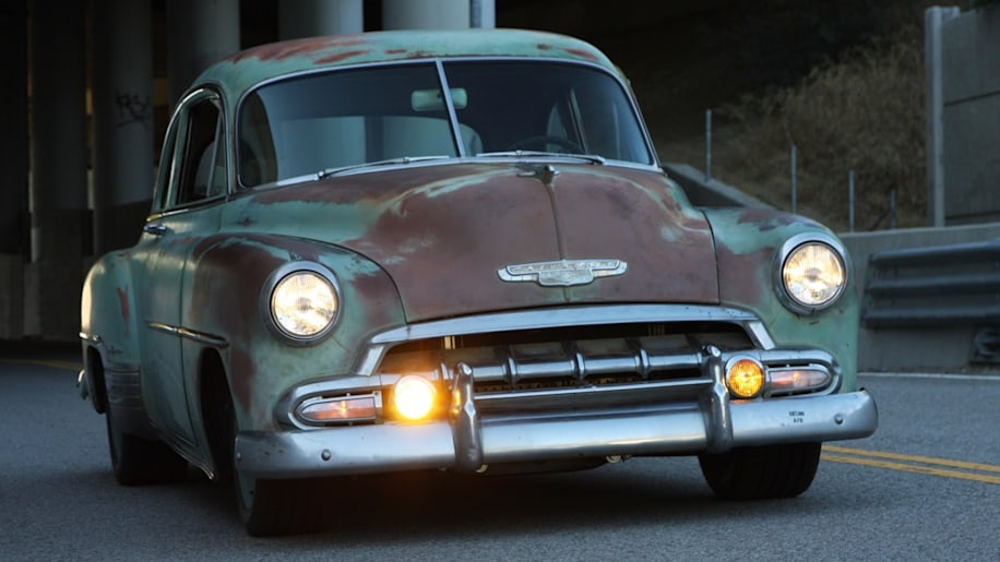 Icon Derelict '52 Chevy Business Coupe is unuming masterpiece ...