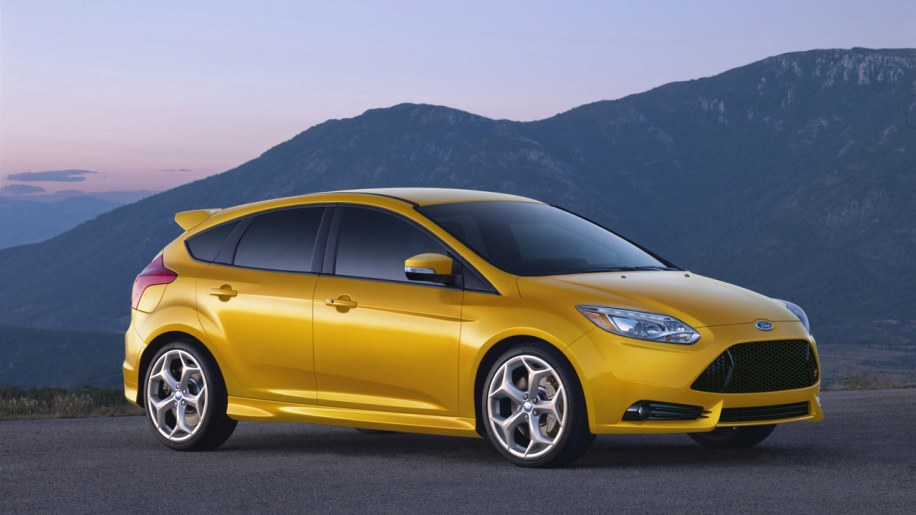 slide-217395 & Ford prices 2013 Focus ST from $24495* [UPDATE: Configurator ... markmcfarlin.com
