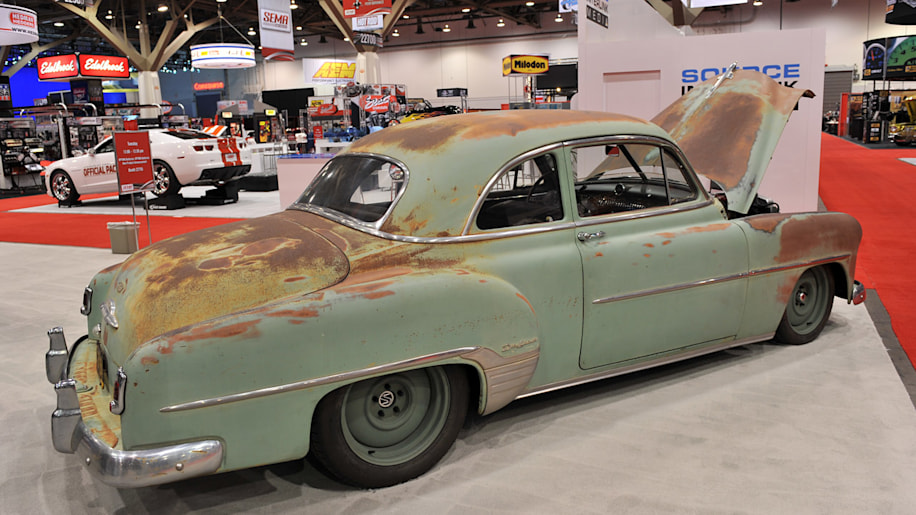 Icon Derelict 1952 Chevrolet Business Coupe looks even cooler in the