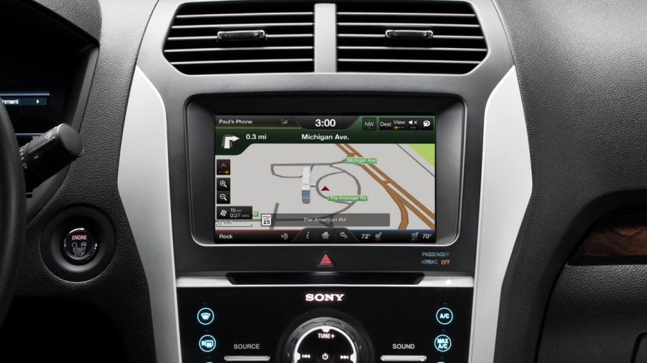 ford to update sync myford touch software again autoblog. Black Bedroom Furniture Sets. Home Design Ideas
