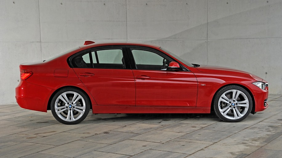New BMW I Actually More Fuel Efficient Than Old D Diesel - 2012 bmw 335d