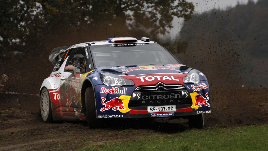 sebastien loeb wins 8th world rally championship at rally gb photo gallery autoblog. Black Bedroom Furniture Sets. Home Design Ideas