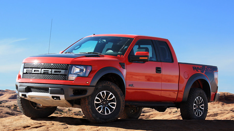 2012 ford f 150 svt raptor