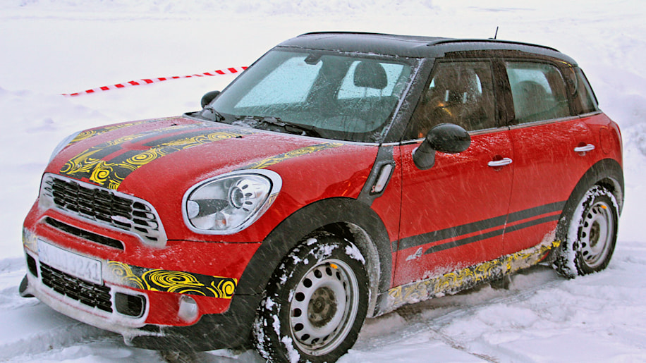 2012 Mini Countryman Cooper S John Cooper Works