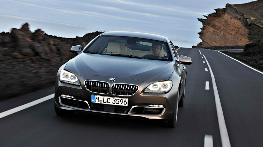 Next BMW 6 Series, M6 to take aim at Porsche
