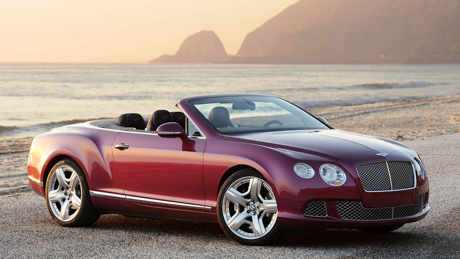 2012 Bentley Continental GTC Review [w/video] - Autoblog