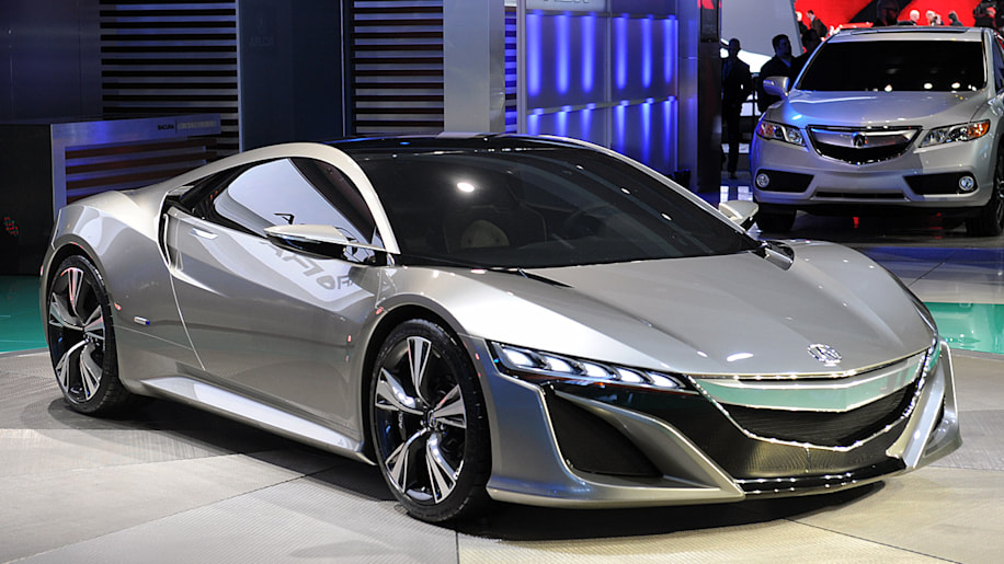 Cheaper Baby Nsx Back Under Consideration At Acura Autoblog