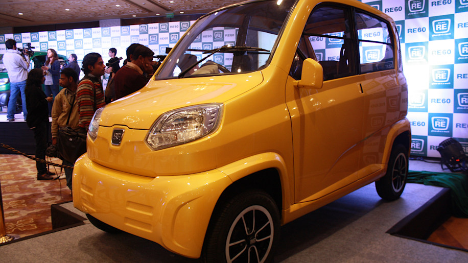Bajaj Re60 May Take World S Cheapest Car Title From Tata