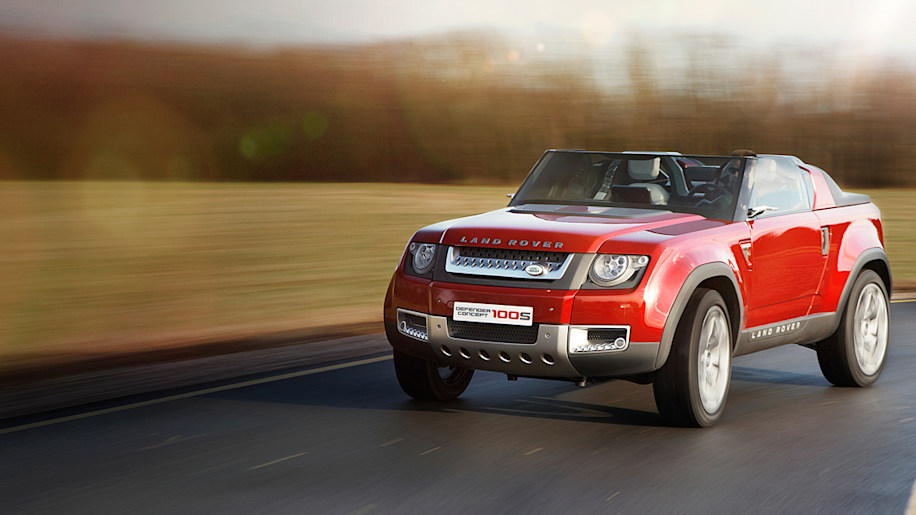 Land Rover Next Defender Will Bear No Resemblance To