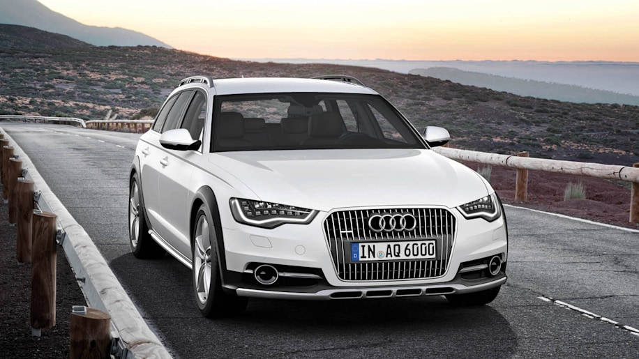 Audi releases new a6 allroad with no word on us availability slide 208434 sciox Choice Image