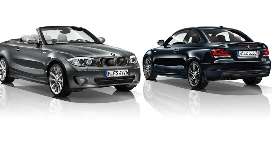 BMW adds Exclusive and Sport editions to 1 Series coupe/convertible ...
