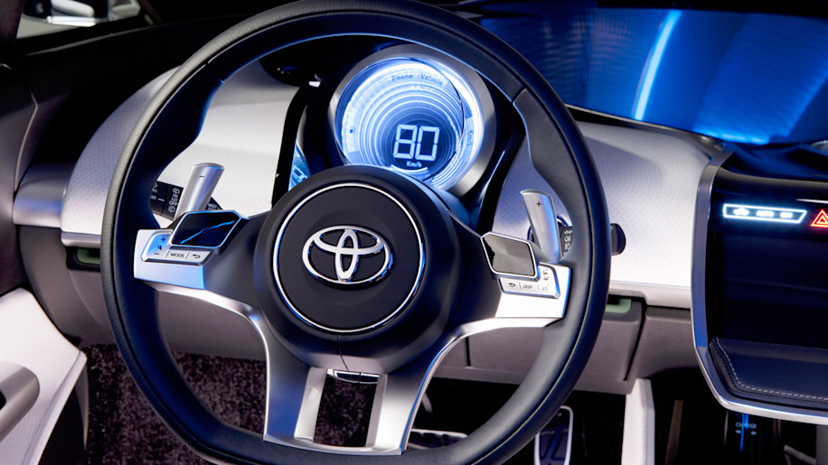Toyota fills in details about its future design direction and global platform